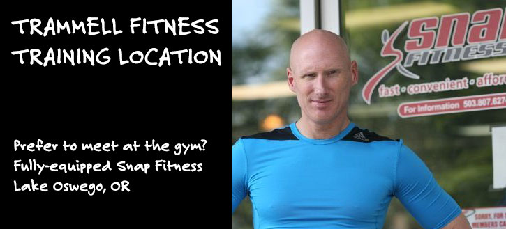 Trammell Fitness Training Location